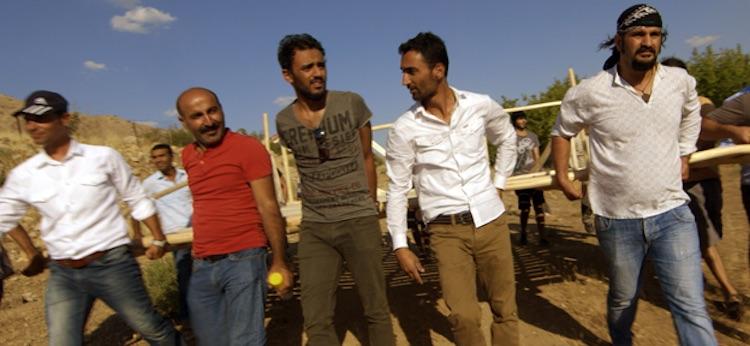 Tigris Rebellen: Die Geschichte der Kurden in der Türkei erzählt am Beispiel eines kleinen Dorfes am Tigris